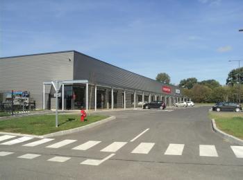 Aménagement de zone commerciale, Vitré, Ille & Vilaine